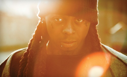 Live Nation: Lil Wayne at Cricket Wireless Amphitheatre on Thu., Aug. 25 at 7PM: 300-Level Seating - Lil Wayne in Chula Vista