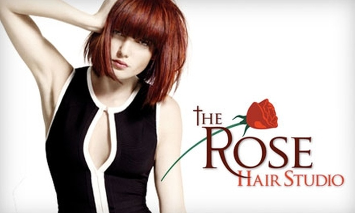 The Rose Hair Studio - Goodyear: $45 for $100 Worth of Services at The Rose Hair Studio