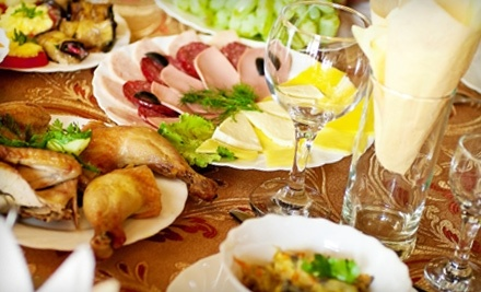 Catering Creations and HH Concierge: 2 Prepared Meals (Serves 2-6 People) - Catering Creations and HH Concierge in Norman
