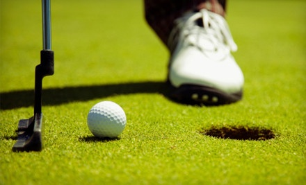 2 Golf-Outing Packages (a $60 value) - Chautauqua Point Golf Course in Dewittville