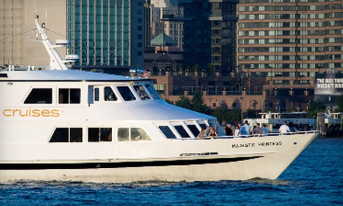 City Lights Cruises - Mariners Mile: $45 for One Ticket to Three-Hour Party-Cruise Package from City Light Cruises in Newport Beach (Up to a $94.95 Value)