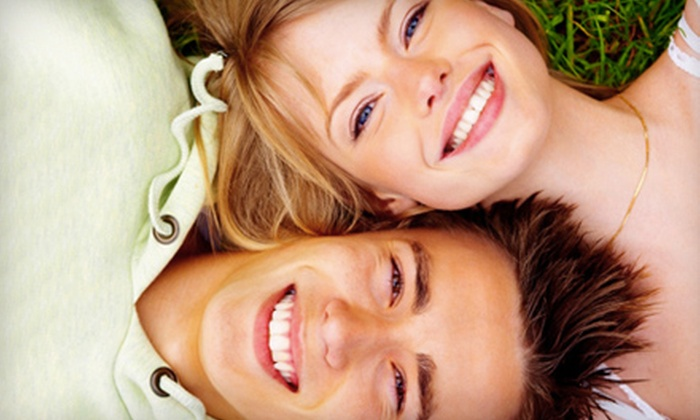 The Smile Salon - West Plaza: Zoom! Teeth-Whitening Treatment or Zoom! Treatment with Take-Home Trays from The Smile Salon (Up to 65% Off)