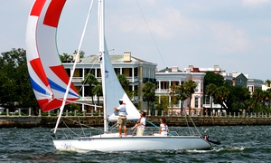 Ocean Sailing Academy: Introductory Sailing Lesson for One or Two at Ocean Sailing Academy (Up to 55% Off)