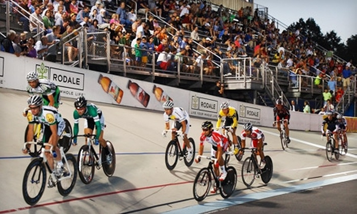Valley Preferred Cycling Center - Trexlertown: The World Series of Bicycling Tickets to Valley Preferred Cycling Center.  Two Options Available.