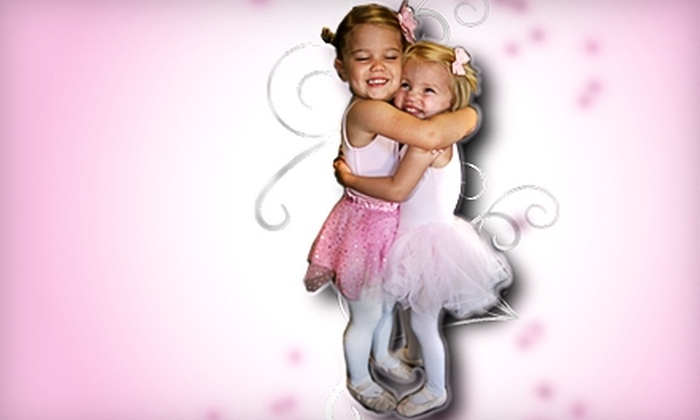 Dana's Studio of Dance - Multiple Locations: $25 for One Month of Dance Classes ($100 Value) or $49 for a Summer Dance Camp Session (Up to $165 Value) at Dana's Studio of Dance
