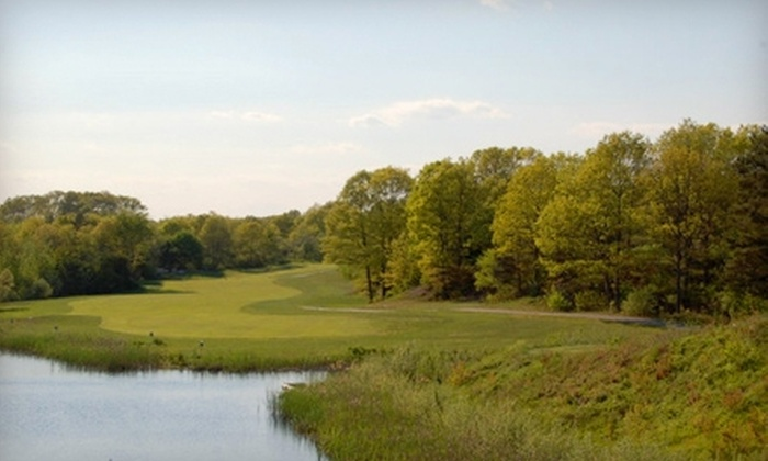 Widow's Walk Golf Course - Scituate: $29 for 18 Holes with Golf Cart Rental at Widow's Walk Golf Course (Up to $60 Value) in Scituate