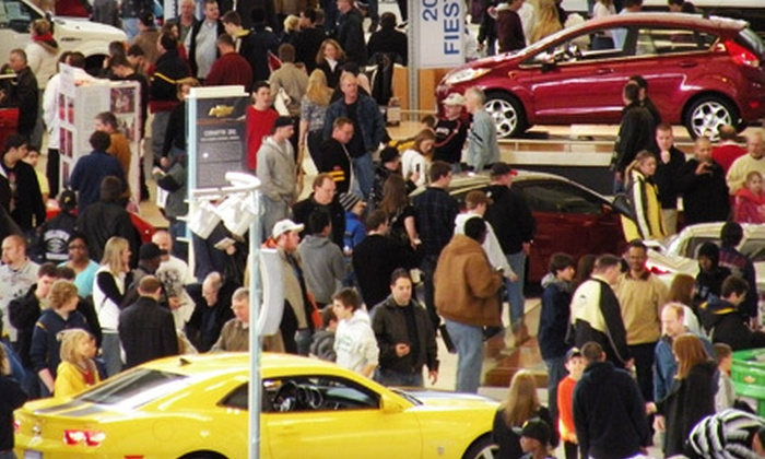 Pittsburgh International Auto Show - Downtown: $5 for Pittsburgh International Auto Show Visit (Up to $10 Value)