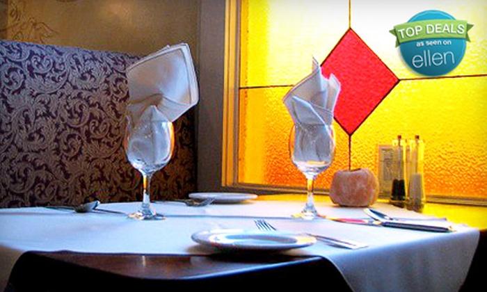 Rocco's Ristorante Italiano - Dartmouth Centre: Dessert or Dinner Prepared Tableside for Two or Italian Fare at Rocco's Ristorante Italiano in Dartmouth (Up to 65% Off)