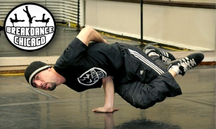 Breakdance Chicago - North Center: $40 for Six Classes at Breakdance Chicago in North Center ($95 Value)