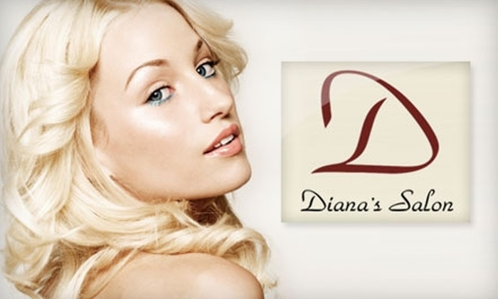 Diana's Salon - Hoover: $25 for $55 Worth of Hair Services at Diana's Salon