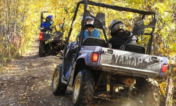 Denali ATV Adventures - Denali: ATV Rental and Wilderness Adventure Tour from Denali ATV Adventures. Two Options Available.