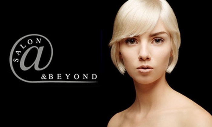 At Salon & Beyond Inc. - Upper West Side: $50 for $100 Worth of Services at At Salon & Beyond