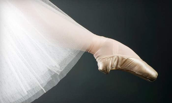 Moscow Festival Ballet - Downtown Santa Fe: $11 for One Ticket to a Moscow Festival Ballet Performance in Santa Fe ($23.75 Value). Two Options Available.