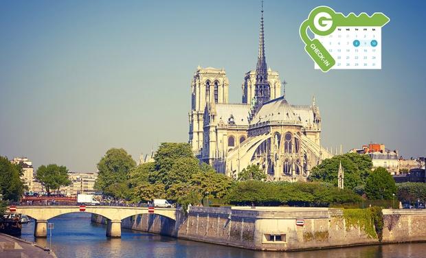 H Tel Amiot In Paris Ile De France Groupon Getaways