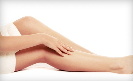 1 Spider-Vein-Removal Treatment (a $135 value) - Desired Image Skin Care Clinic in Amherst