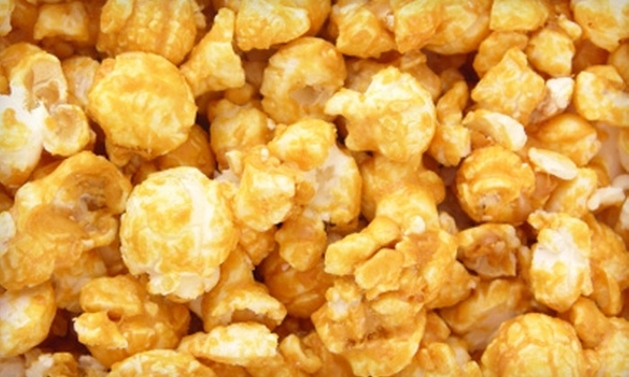 Vic's Corn Popper - Andover: $5 for $10 Worth of Regular or Gourmet Flavored Popcorn at Vic's Corn Popper in Andover
