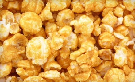$10 Groupon to Vic's Corn Popper - Vic's Corn Popper in Andover