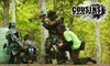 Cousins Paintball - Mesquite: $25 for Admission, Gear Rental, and 500 Rounds at Cousins Paintball Dallas