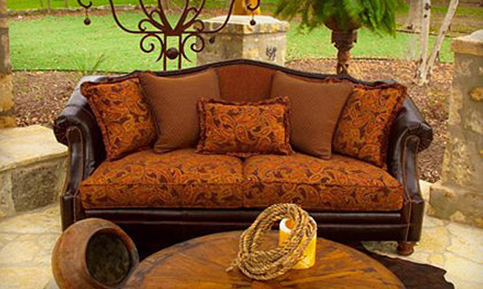 Calamity Jane's Trading Company - Downtown Boerne: Home Accessories or Furniture at Calamity Jane's Trading Company in Boerne