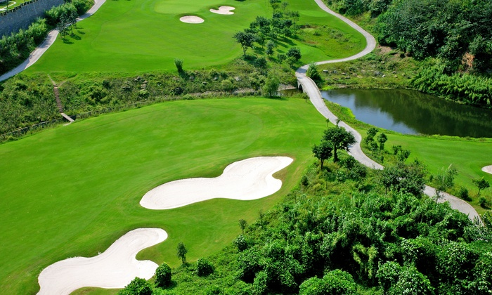 Little Bear Golf Club - Little Bear Golf Club: All-Day Golf Play for Two or Family of Two Adults and Up to Three Kids at Little Bear Golf Club (Up to 72% Off)