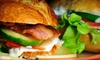 Lemon Grove Deli and Grill - Lemon Grove: $12 for Sandwiches, Sides, and Sodas or Breakfast Entrees and Drinks for Two at Lemon Grove Deli (Up to 54% Off)