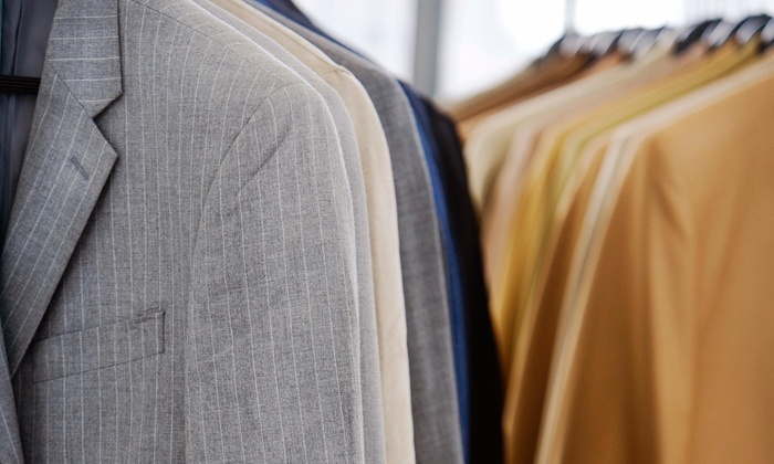 Fayetteville Alterations & Monogramming - Little Rock: $27 for $60 Groupon — Fayetteville Alterations & Monogramming