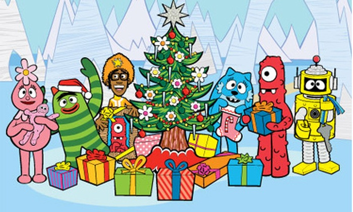 """""""A Very Awesome Yo Gabba Gabba! Live! Holiday Show"""" - Rosemont Theatre: """"A Very Awesome Yo Gabba Gabba! Live! Holiday Show"""" at Rosemont Theatre on December 14 or 15 (Up to 37% Off)"""