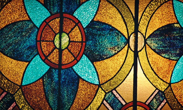 Studio Arts & Glass - Jackson: Two-Hour Intro to Stained-Glass Class for One or Two at Studio Arts & Glass (Up to 59% Off)