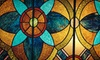 Studio Arts & Glass, Inc - Jackson: Two-Hour Intro to Stained-Glass Class for One or Two at Studio Arts & Glass (Up to 59% Off)