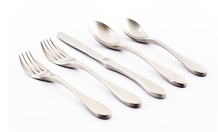 $19 for $55 Worth of Stainless-Steel Knork Flatware from Knork.net