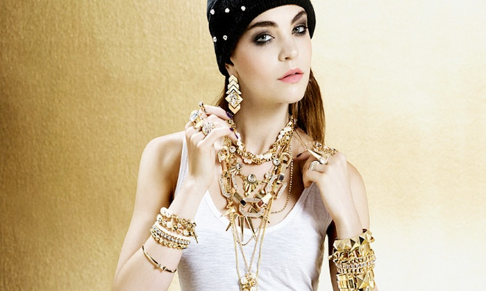 SIX - Paramus: $7 for $15 Worth of Jewelry and Accessories at Six