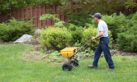 Lawn Fertilization & Weed Control for 1/4, 1/2, or One Acre from Keep it Green by Grounds Keeper, Inc. (50% Off)