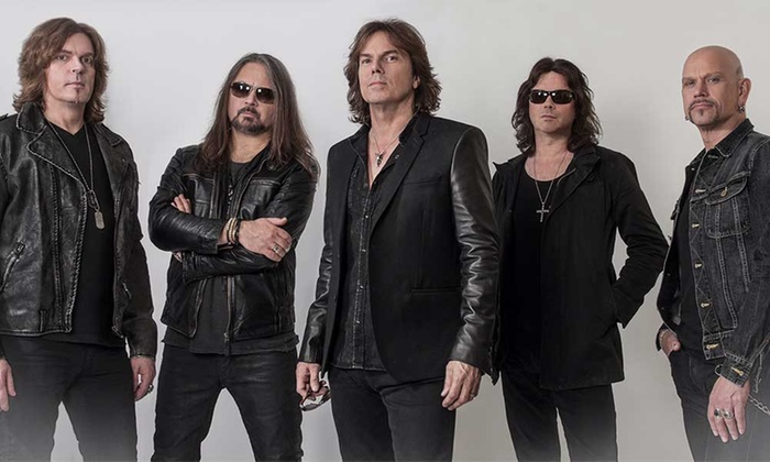 "Europe ""The Final Countdown"" - Wild Horse Pass Hotel & Casino: Europe on January 25 at 7:30 p.m."