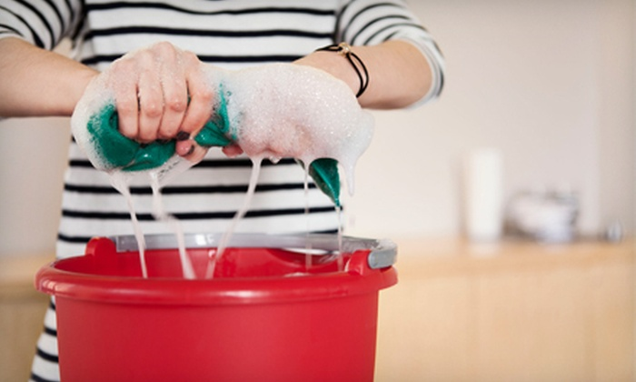 Amazon Maid Green - Washington DC: One or Two Two-Hour Housecleaning Sessions from Amazon Maid Green (Up to 55% Off)