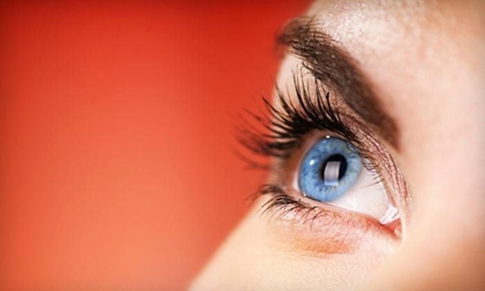 Manhattan Lasik Center - Multiple Locations: $1,795 for Corrective LASIK Surgery for Both Eyes at Manhattan Lasik Center ($4,300 Value)