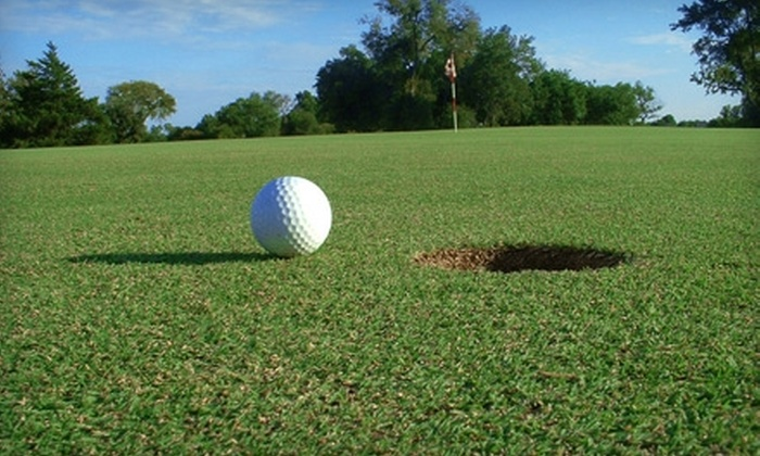 Rattle Run Golf Course - St. Clair: $20 for 18 Holes of Golf and Cart Rental at Rattle Run Golf Course in St. Clair
