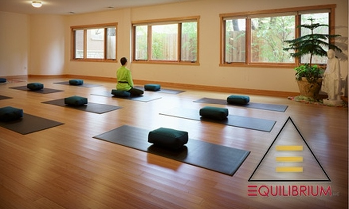 Equilibrium LLC - Sunset Village: $25 for One-Day Retreat ($80 Value), $20 for Meditation Class ($60 Value), or $18 for Three-Hour Meditation Workshop ($40 Value) at Equilibrium