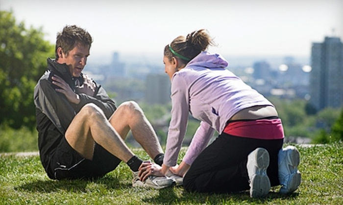 Infinite Fitness - Edmonton: $49 for One Month of Boot Camp at Infinite Fitness ($189 Value)