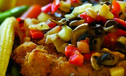 Dinner for Two, Valid MondayThursday  - Angie's Kitchen in Waterloo