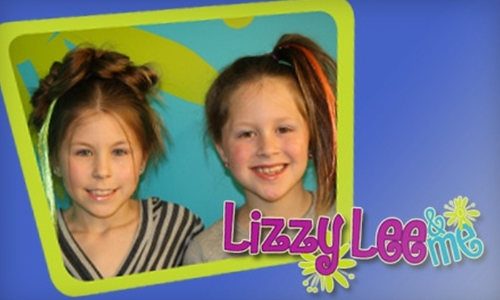 Lizzy Lee & Me - Victoria: $12 for $25 Worth of Children's Hair Services at Lizzy Lee & Me
