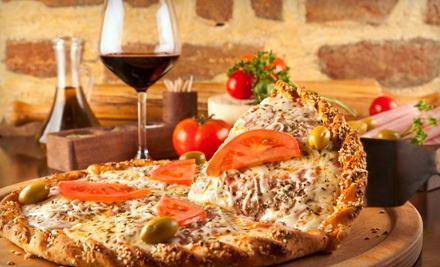 Pizza Dinner for Two - Talayna's Italiano's in Chesterfield