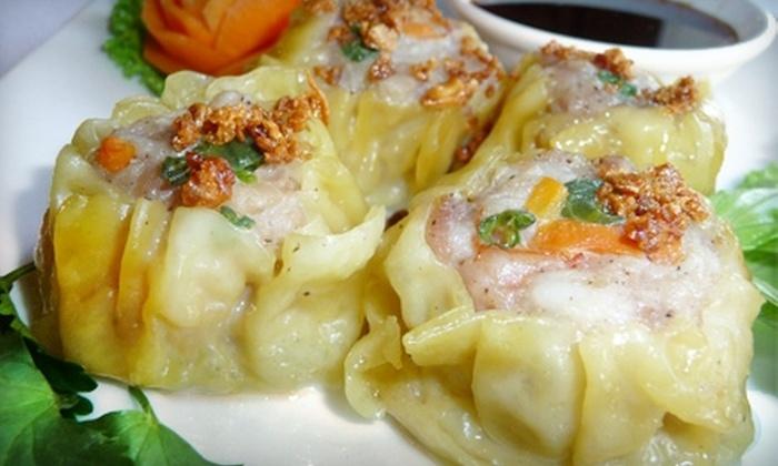 Ginger Thai Cuisine - Energy Corridor: $15 for $30 Worth of Thai Fare at Ginger Thai Cuisine