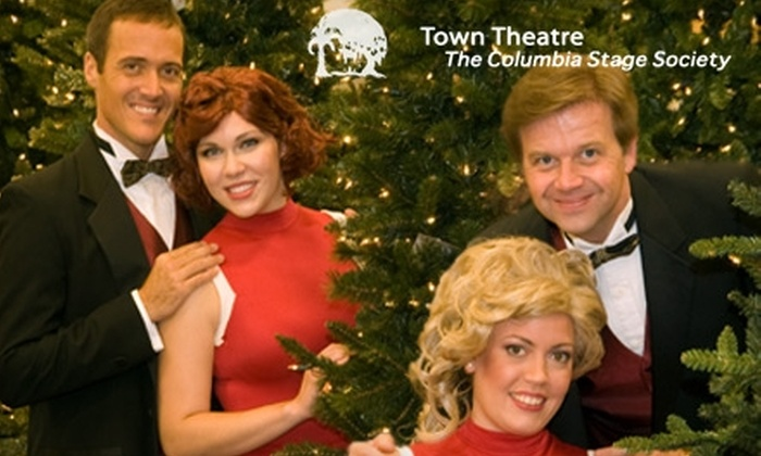 "Town Theatre - Downtown Columbia: $9 for One Ticket to Irving Berlin's ""White Christmas"" at Town Theatre (up to $18 value)"