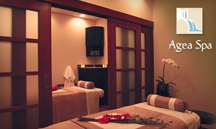 Agea Spa - Grand Chute: $20 for a Haircut at Agea Spa (Up to $40 Value)