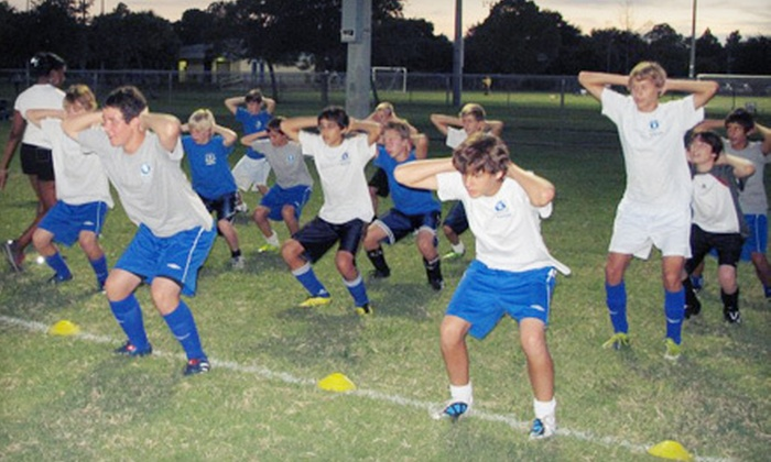 Elite Gamespeed - Downtown,West Tampa: $99 for a Fitness Party with a Fitness Coach for Up to 10 Kids or Adults at Elite Gamespeed ($200 Value)