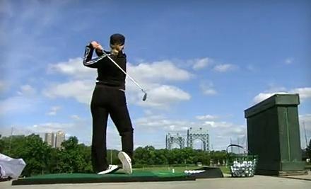 Randall's Island Golf & Sports - Randall's Island Golf & Sports in Manhattan