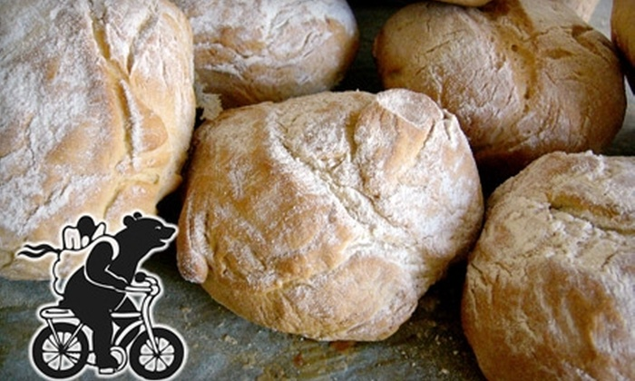 Black Bear Bakery - St Louis: $5 for $10 Worth of Organic Breads and Food at Black Bear Bakery