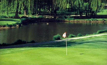 18-Hole Round of Golf, Including Cart Rental, for 2 (a $126 Value) - Fox Bend Golf Course in Oswego