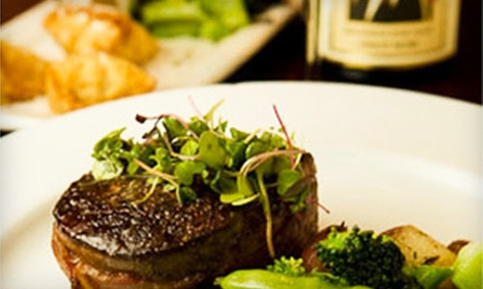 The Gaslamp Restaurant & Bar - Long Beach: $15 for $30 (or $35 if Redeemed Tuesday–Thursday) Worth of American Fare at The Gaslamp Restaurant & Bar in Long Beach
