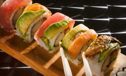 $40 Groupon to Umi Japanese Steakhouse & Sushi Bar - Umi Japanese Steakhouse & Sushi Bar in Springfield